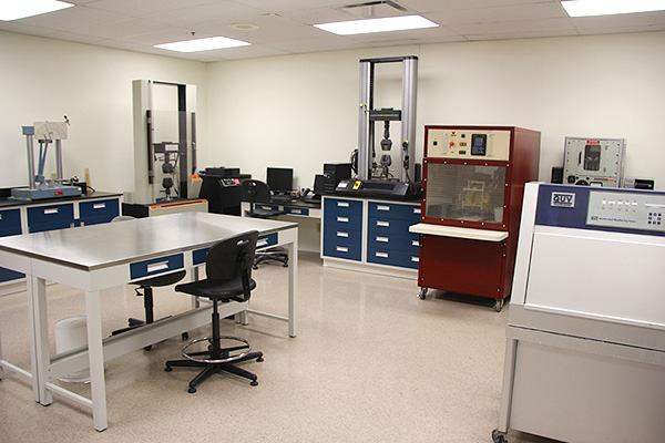 3i tech Center Analytical Lab