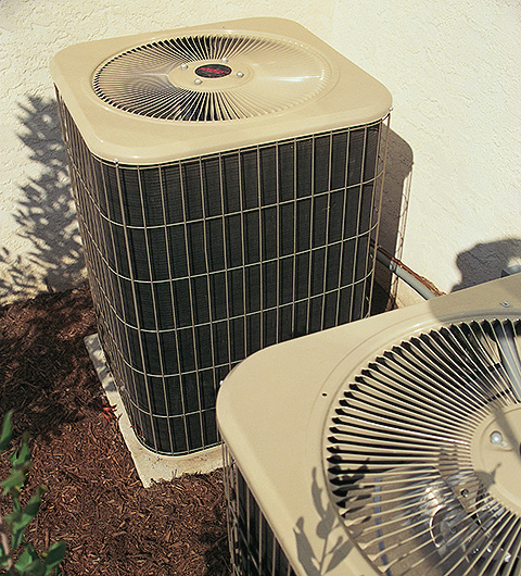 Thermoset Composites for HVAC