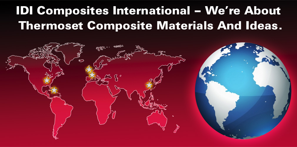 IDI Composites International - We're About Thermoset Composite Materials And Ideas