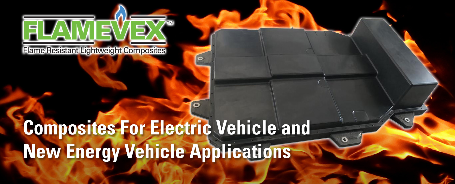 Flamevex Flame Resistant Lightweight Composites