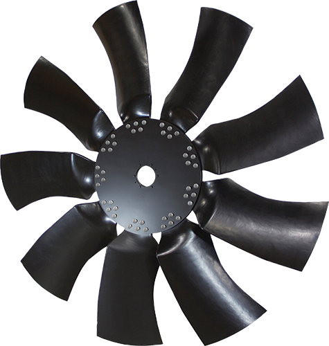 Advanced Thermoset Composite Fan Blades