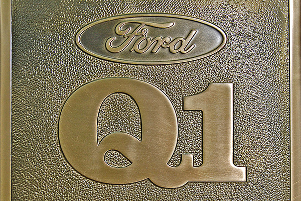 IDI receives Ford Q-1 Award